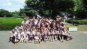 上溝南高校 赤団 2010