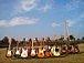 川原に楽器を集めて眺めるの会