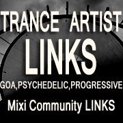 Trance Artist Links