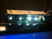 高輝度LEDによる、室内照明計画