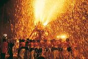 手力火祭り
