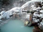 雪見露天風呂が好き