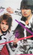 滝翼 かじつのよぉ〜♪