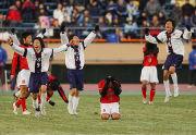 野洲のサッカーに感動した人!