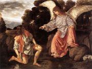 クリスチャンの大天使ラファエル