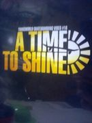 A TIME TO SHINE  SK8 DVD&MUSIC