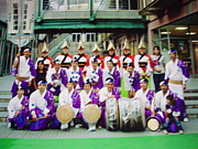 阿波踊り 目黒銀座連