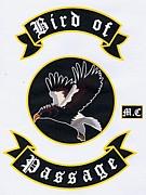 M.C Bird of passage