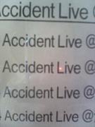 Accident (爆)