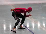 スケートの構えが好きな人