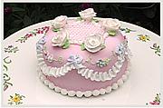 鎌倉のちえのケーキ