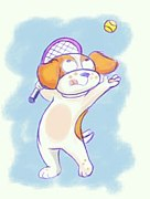 Puppy Boys-庭球を愛する仔犬達-