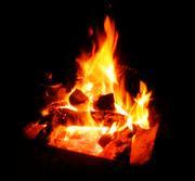 談話室「焚火友の会」