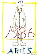 1986年生まれ 牡羊座集まれ☆