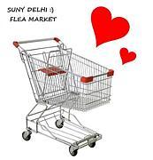 SUNY DELHI ☆ FLEA MARKET