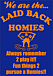 Laid BacK Homies(LBH)