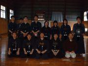 都立昭和高校 剣道部