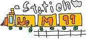StationNo.M11跡地