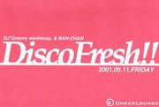 DiscoFresh!!(ディスフレ)
