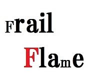 Frail Flame