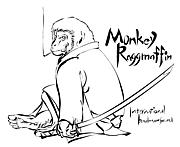 MONKEY RAGGAMUFFIN