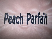 Peach Parfait