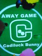 GO!! Cadiluck Bunny !!!