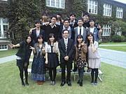 立教大学佐々木ゼミ(COB)2期生
