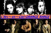 ★L'Arc〜and〜RANGE★