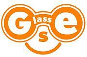 Glasses@バドミントン