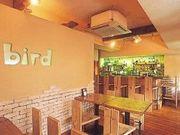 【 bird 】cafe+food+bar