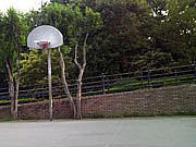 神奈川 相模原麻溝公園でバスケ