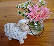 羊の集まり