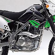 KAWASAKI KLX125&D-TRACKER125
