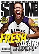 Michael Beasley from K-State