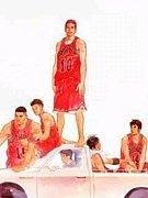 社会人バスケチームJET