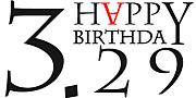 3月29日生まれ