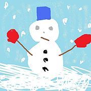 雪が好きすぎて溶けて欲しくない