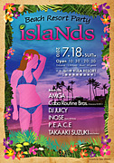 "Beach Resort Party""islaNds"""