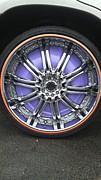 DustCover in Wheels