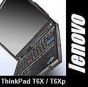 Lenovo (IBM) ThinkPad T6x/T6xp