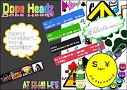 10/5(金)Dope Headz@LIFE