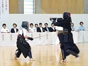 異種試合:剣道×薙刀×銃剣道