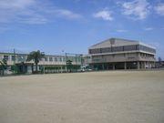大川東中学校