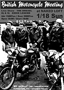 BRITISH MOTORCYCLE MEETING