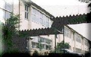 巌中学校(木造校舎)