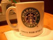 STARBUCKS in Korea♥