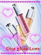 Dior グロス Love♥