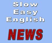 Slow Easy English 簡単な英語