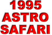 1995年式 アストロ&サファリ